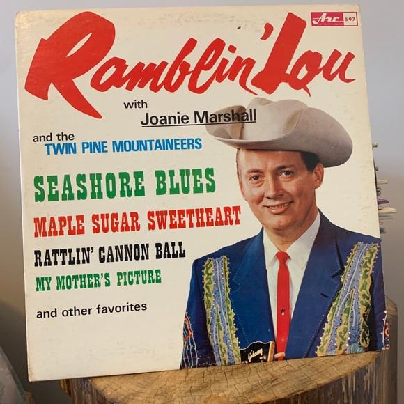 VINTAGE / Record / Country / Ramblin' Lou